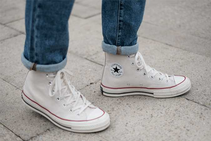 Temple de la renommée des baskets: Converse All Stars
