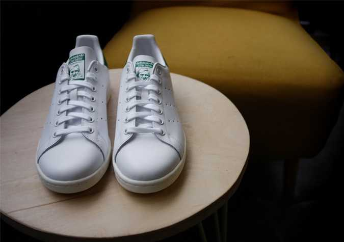 Panthéon des baskets: Adidas Stan Smith