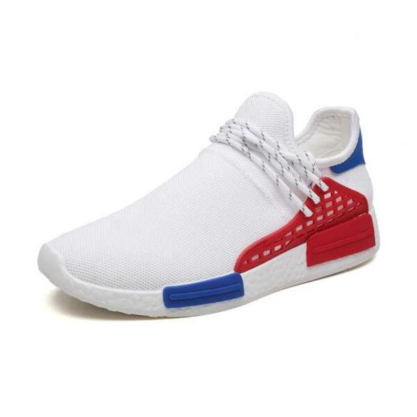 Casual men's shoes breathing without lace