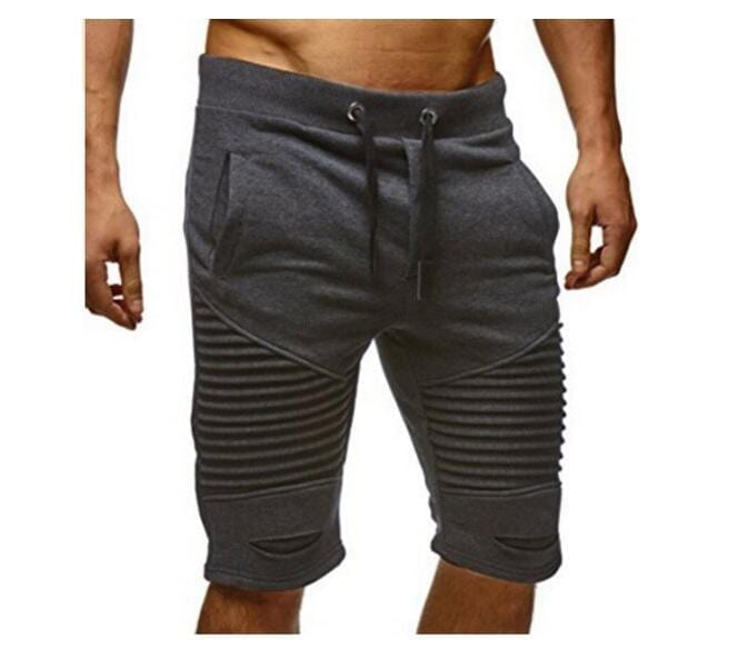 Casual shorts breathing men's racing style