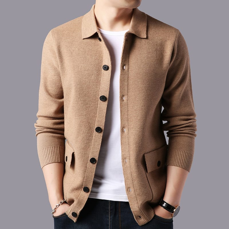 Gillet casual light jacket for men