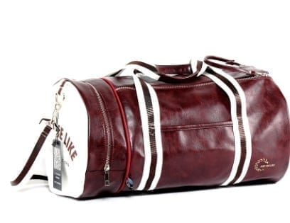 Men's sports bag travel bag