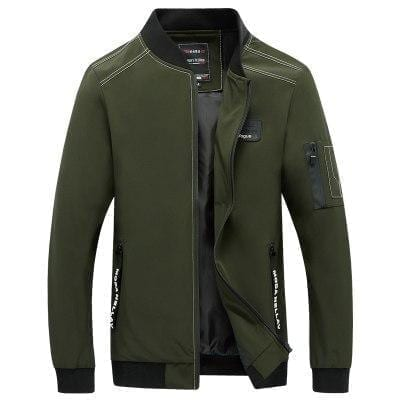 Men's casual mid-season sports style jacket