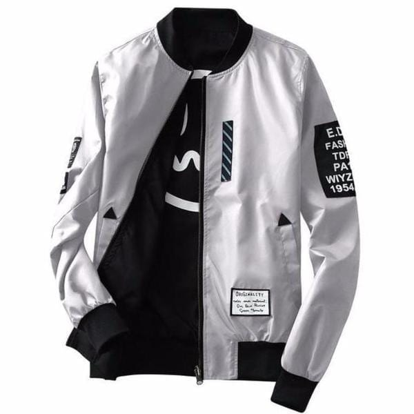 Bomber fashionable jacket for men