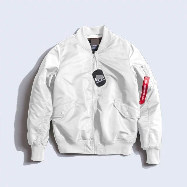 Bomber uniform jacket
