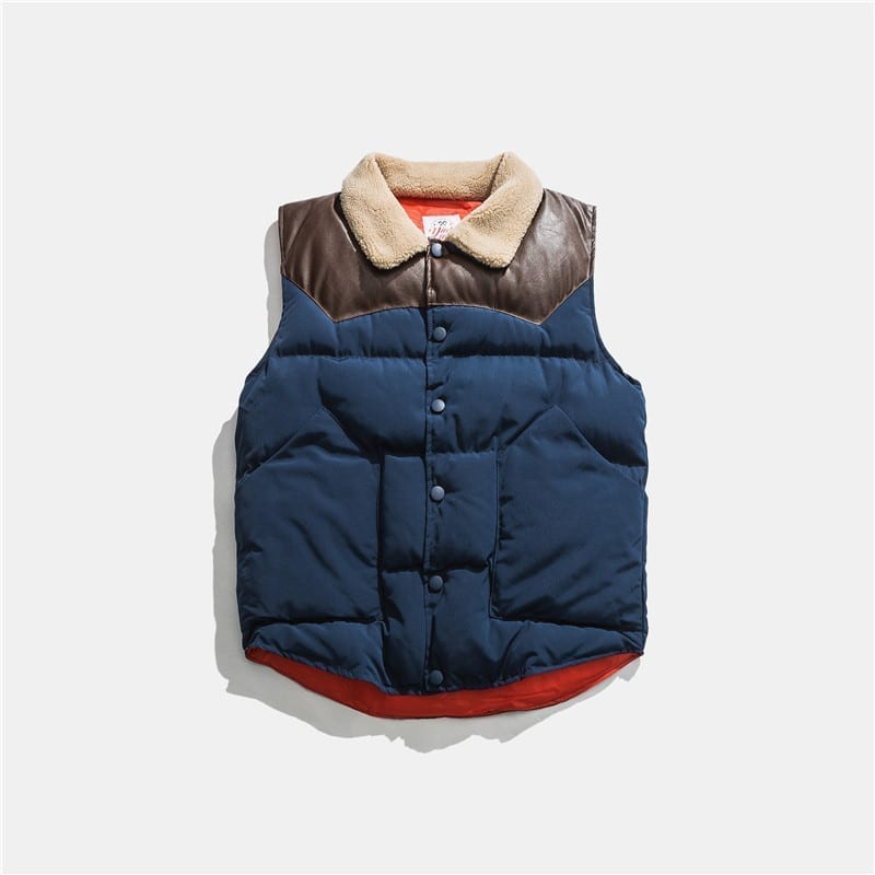 Men's retro casual jacket