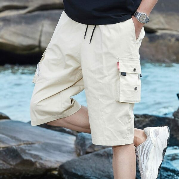 Comfortable Men's Comfortable Cargo Shorts