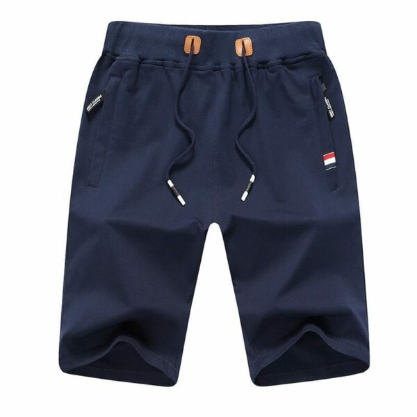Men's shorts solid summer clothing