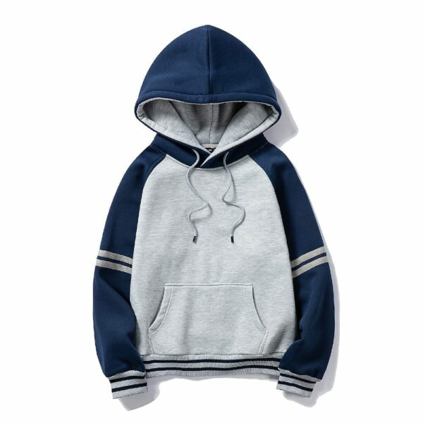 Classic vintage hoodie for men