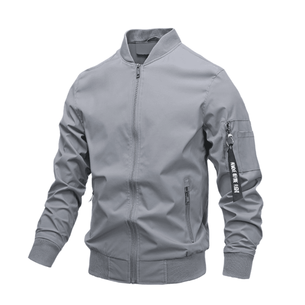 Men's mid-season light jacket