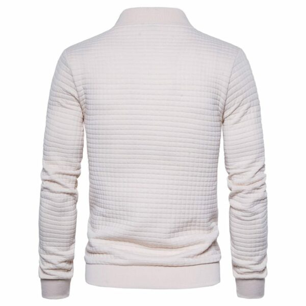 Men's Embroidered Bomber Style Jacket