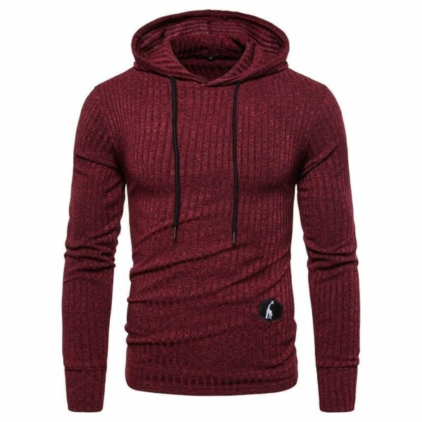 Hoodie original velvet style for men