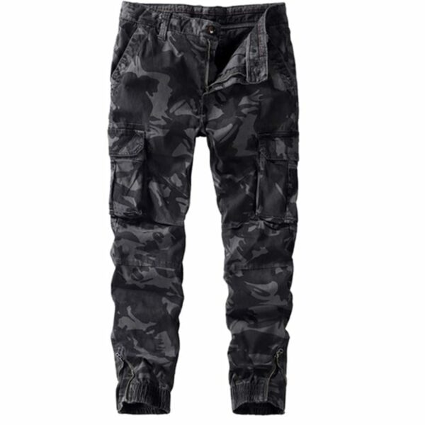 Men's jogging-style cargo pants